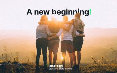 A new website for a new beginning