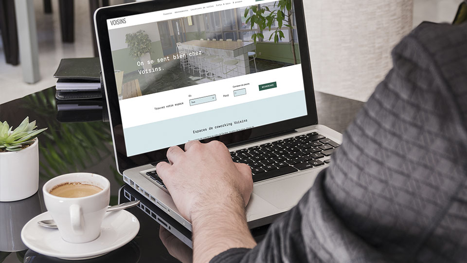 """""""Neighbourly"""" Love: Helping Voisins With Website Redesign And Digital Transformation"""