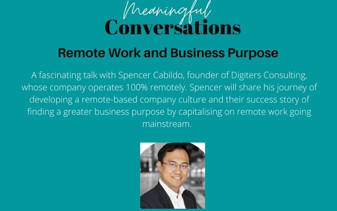 Interview: Remote Work and Business Purpose